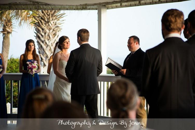 Wild Dunes Grand Pavilion Wedding