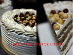 HAZELNUT COFFE CAKE