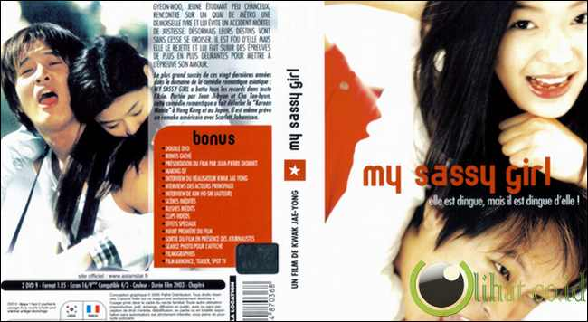 My Sassy Girl [2001]