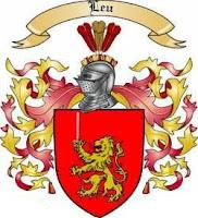Leu Family Crest