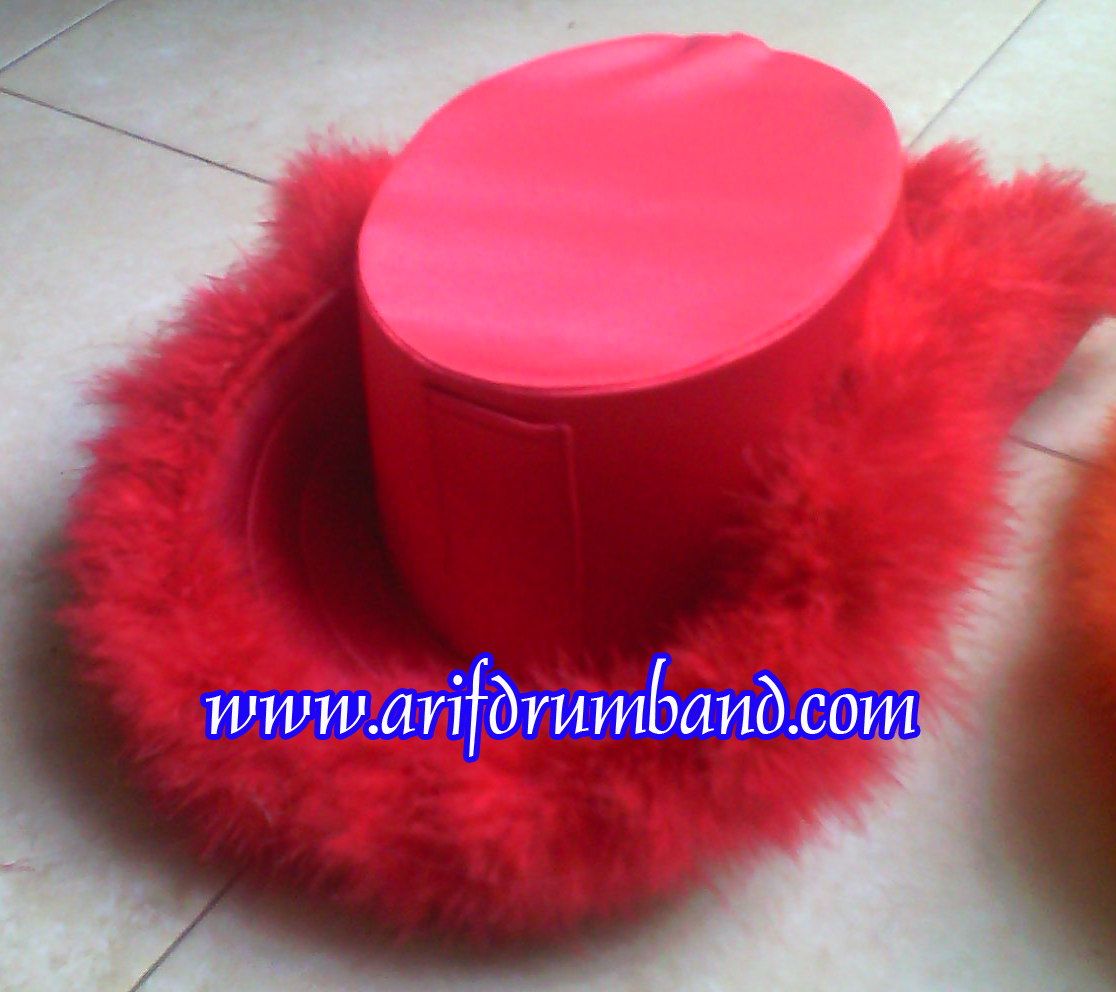 TOPI PASUKAN DRUM BAND