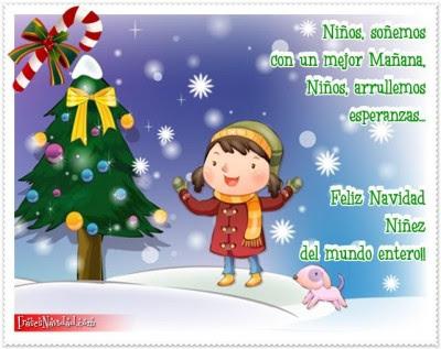 Bonitos mensajes de Navidad para whatsapp