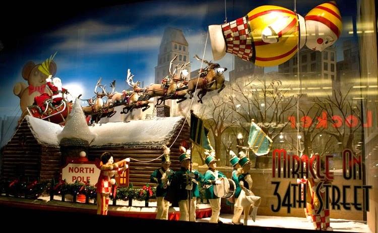 A Vintage Nerd, Vintage Blog, New York Christmas, New York Holiday Activities