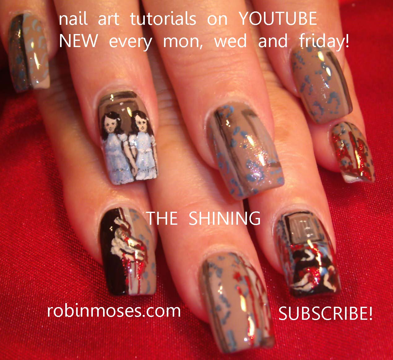 nail art how to, halloween nail, designs nail, design for halloween