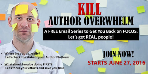 Join my Mailing List and receive this email series for Free!