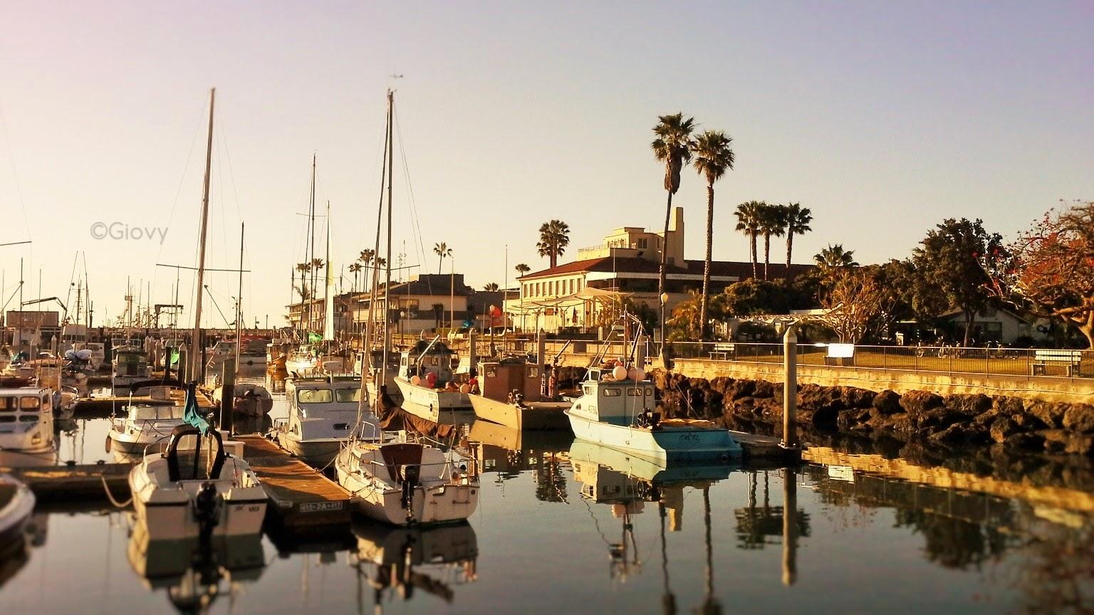 Fare colazione a Santa Barbara California