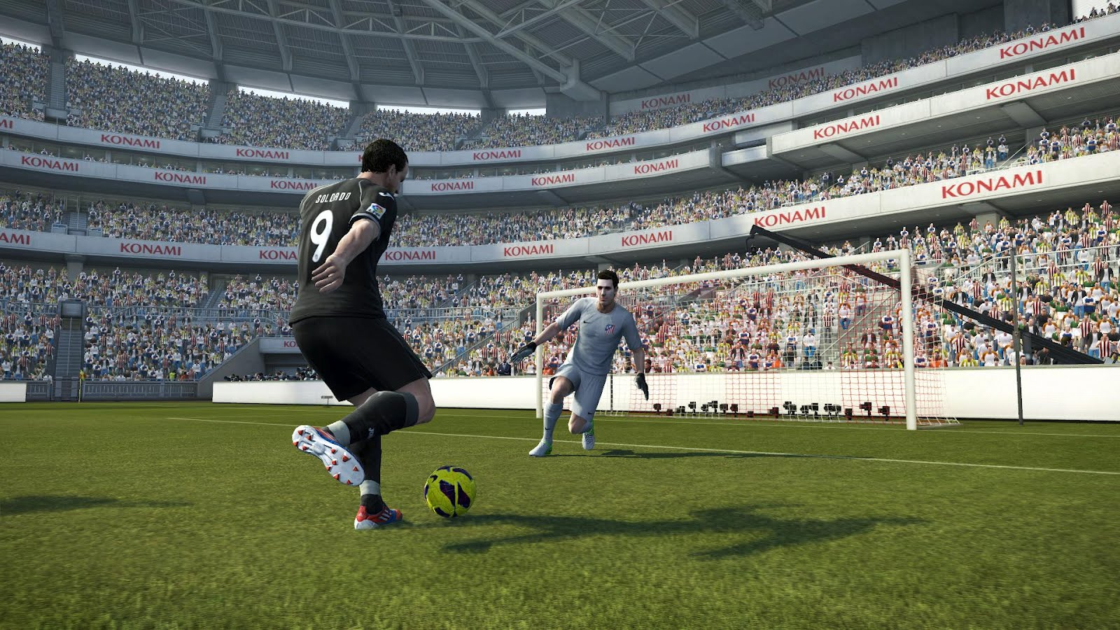 I Love Playing Pro Evolution Soccer Pesedit 2013 Demo Patch  picture wallpaper image