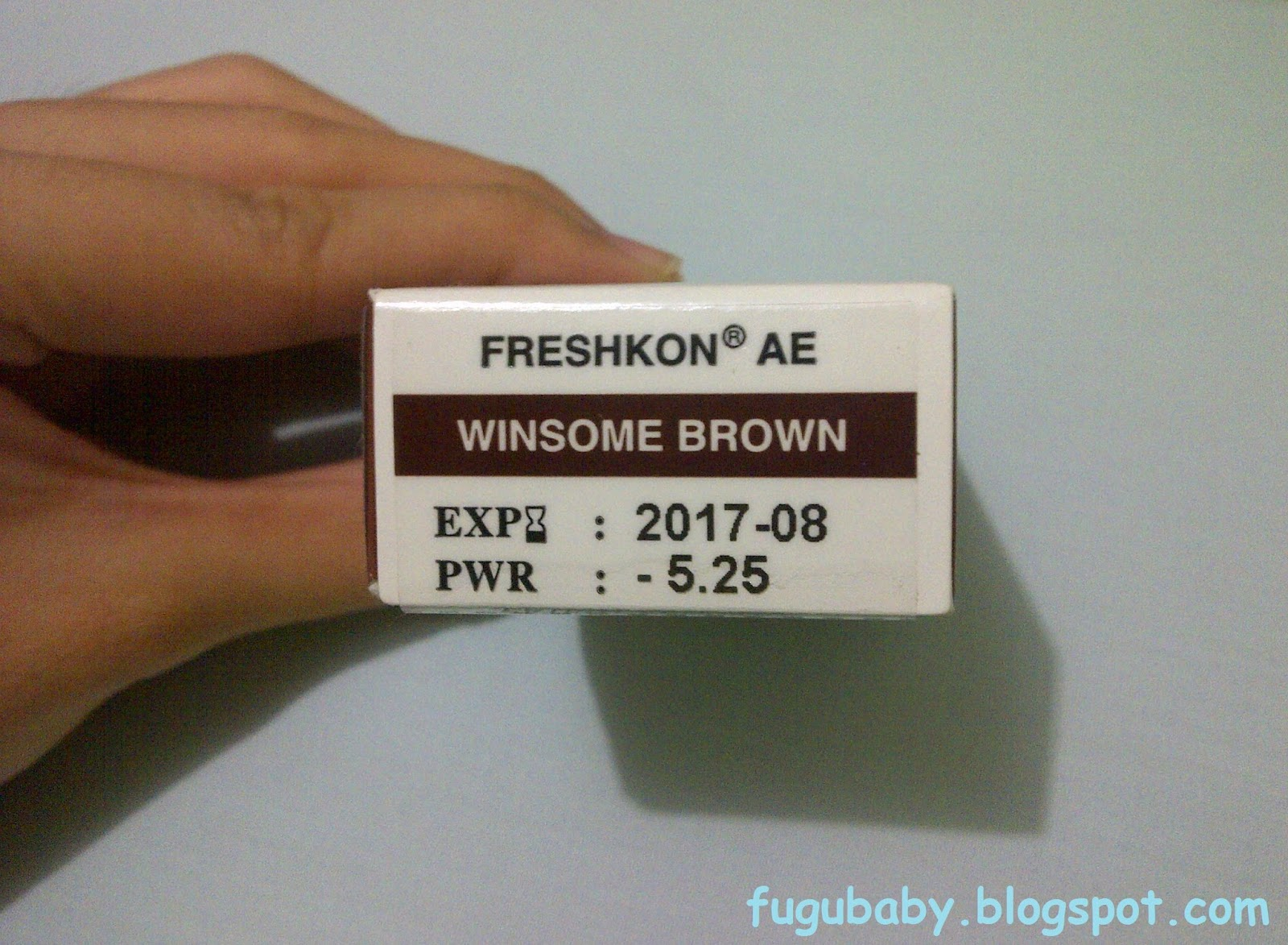 Freshkon Alluring Eyes in Winsome Brown Review