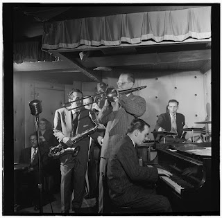 Charlie Ventura Jazz Gallery #5
