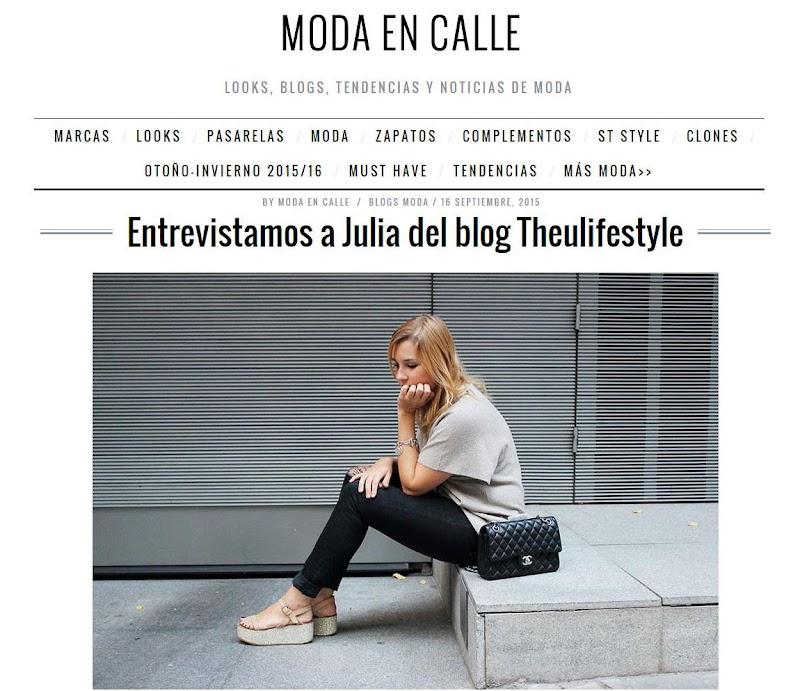 PRESS | ENTREVISTA MODA EN CALLE