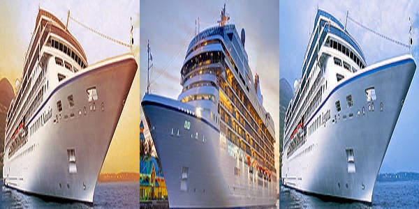 Cruise Ships of Oceania Cruises
