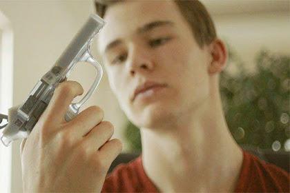 Remaja Lelaki Ini Akan Bikin Pistol Paling Aman Di Dunia