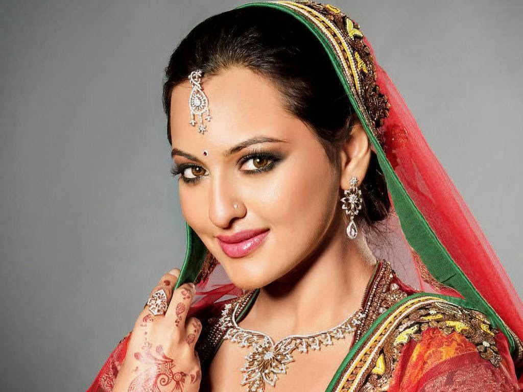 Total Hd Wallpapers Sonakshi Sinha Bollywood Actress