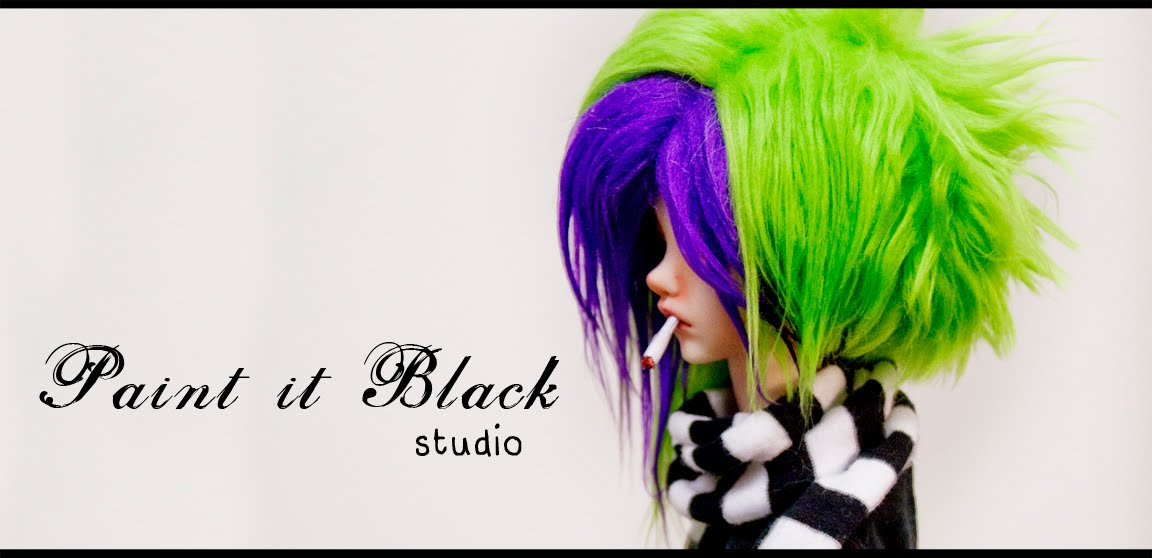 Paint It Black Studio