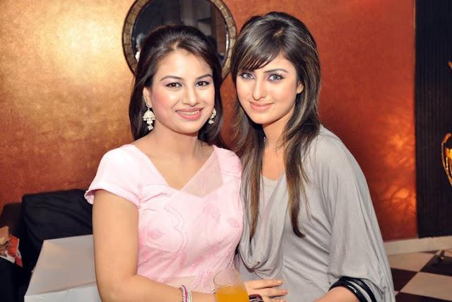 Tv personality farhana Nisho