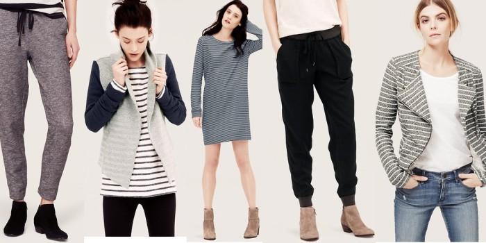 spring fashion, sportswear, ann taylor loft, spring 2014
