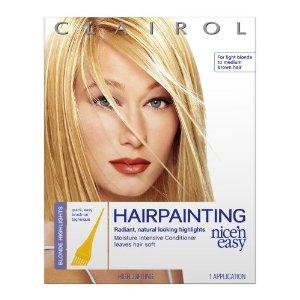Clairol Nice 'n Easy Hair Paint, Blonde Highlights