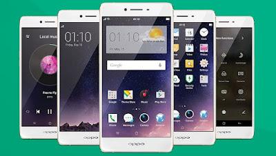 Oppo R7S, los mejores teléfonos chinos 2015