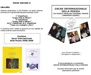 OSCAR INTERNAZ. CONTRO IL BULLISMO 2010/2011