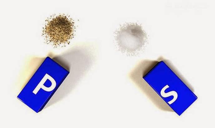 Los 10 sal pimenteros mas interesantes for Accesorios para decorar la casa