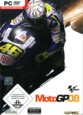 Download Game For Motogp 08 for PC
