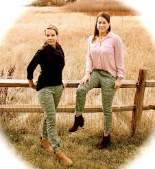 Kellie & Stacie