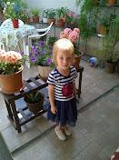 Lenička...vnučka