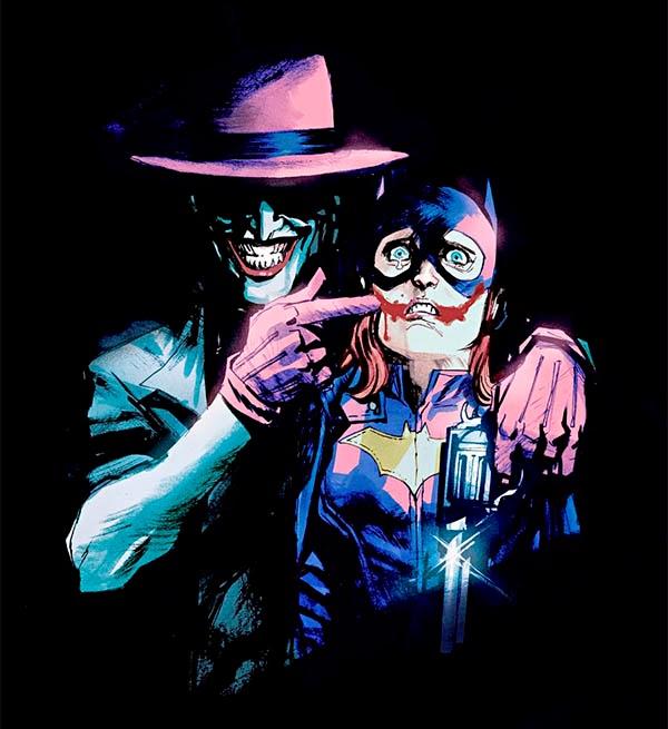 Batgirl #41 Rafael Albuquerque