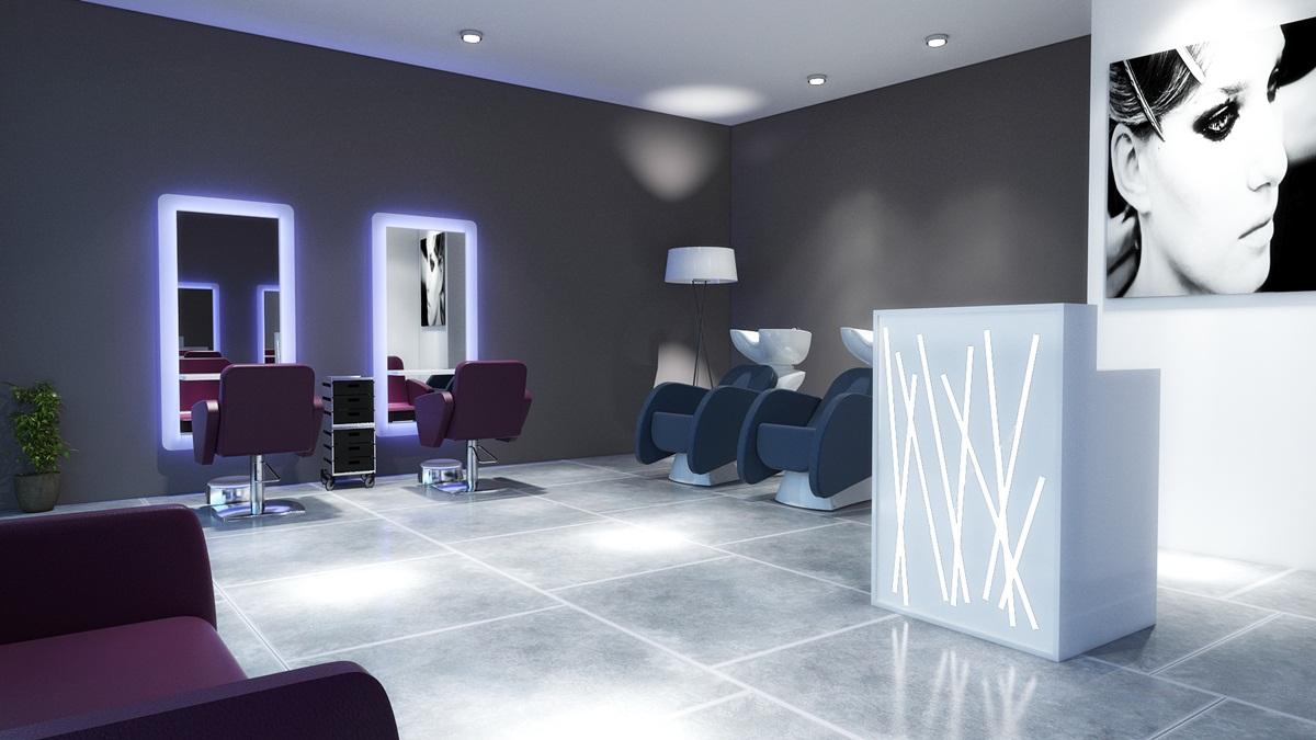 Attrezzature estetica arredamento parrucchieri come for Design di cabine di lusso