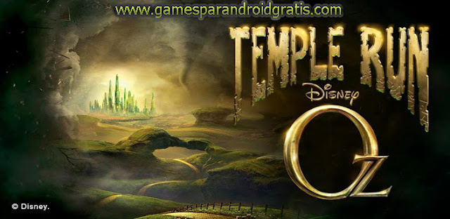 Download Temple Run Oz Apk