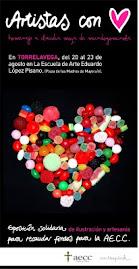 Participación en: 2ª Edición: Artistas con corazón 09