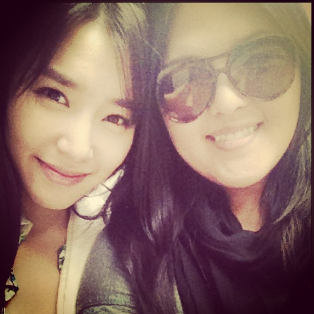 [Picture] 130501 Tiffany with Ashley Choi