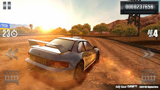 Screenshots of the Rally Racer Drift for Android tablet, phone.