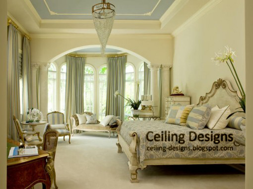 The Gallery For Modern Luxurious Master Bedroom