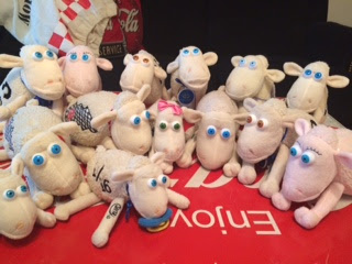 The Traveling Sheep (total count 14)