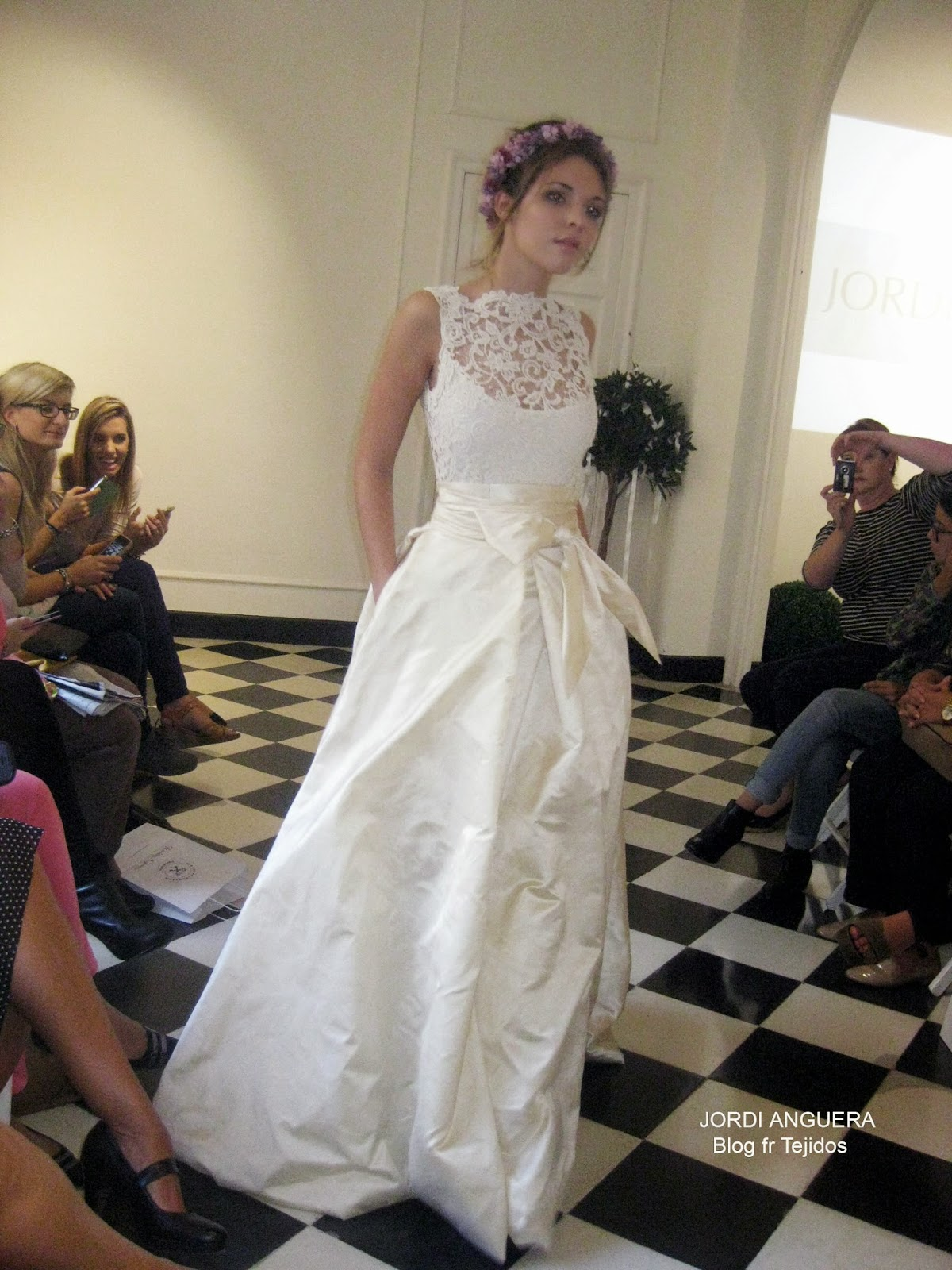 Vestidos novia jordi anguera