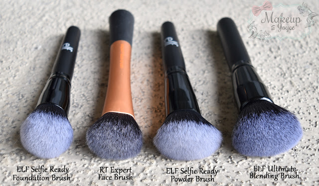 ELF Selfie Ready Powder Brush Review