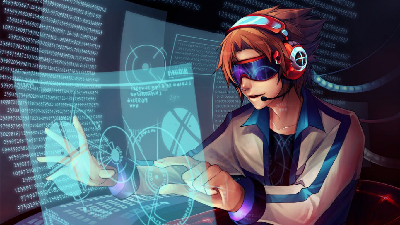 Hackers Wallpaper HD By Pcbots