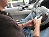 Distracted driving: Multi-tasking behind wheel a dangerous practice
