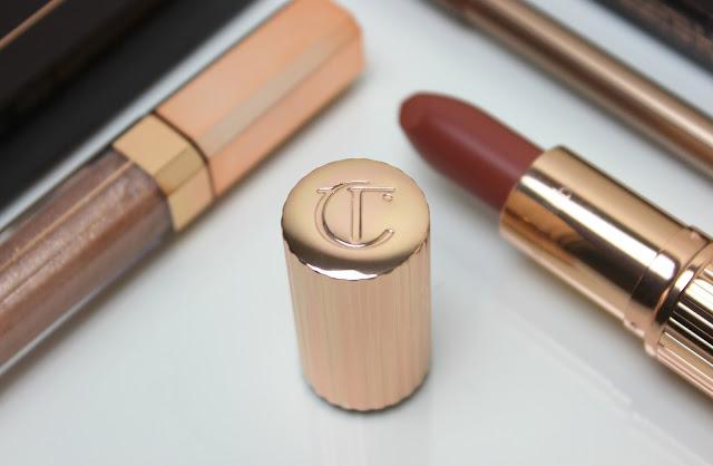 Charlotte Tilbury The Golden Goddess Lip Kit