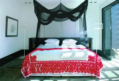 romantic bedroom decorating design