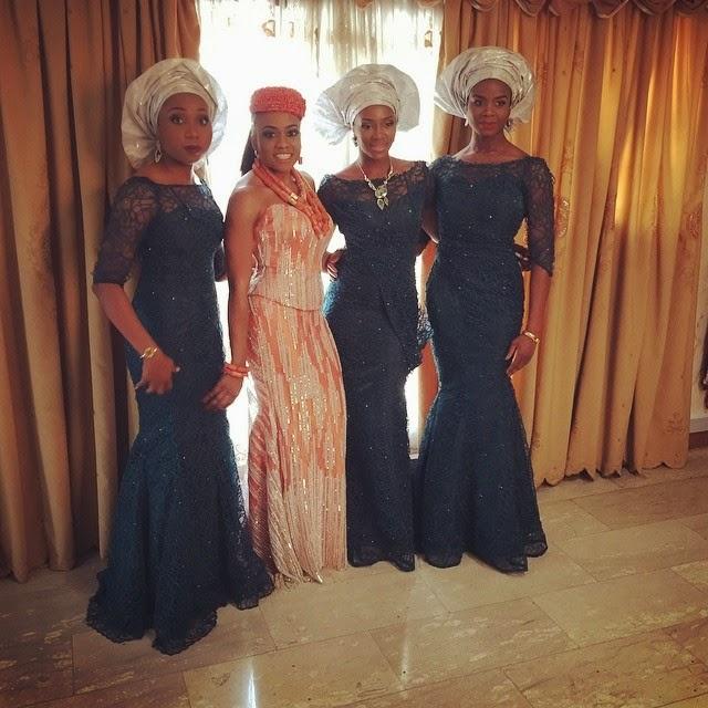 Onyinye onwugbenu wedding