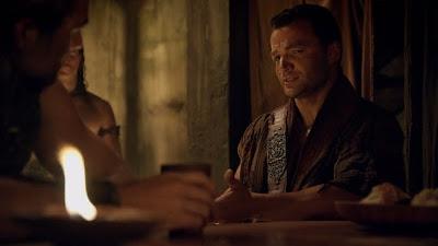 Spartacus  - Temporada 2 - Audio Latino - 2x07