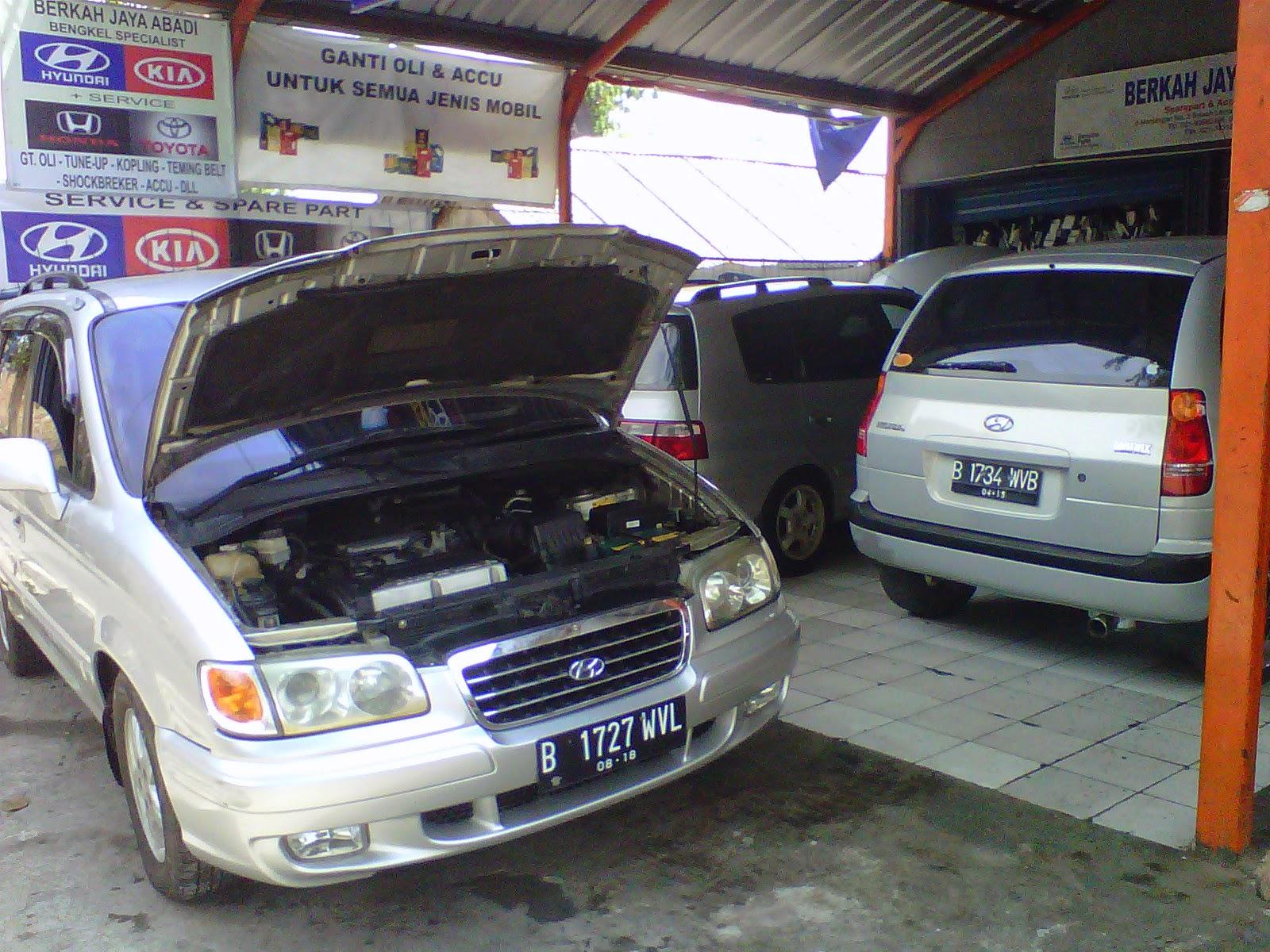 Service Hyundai Trajet
