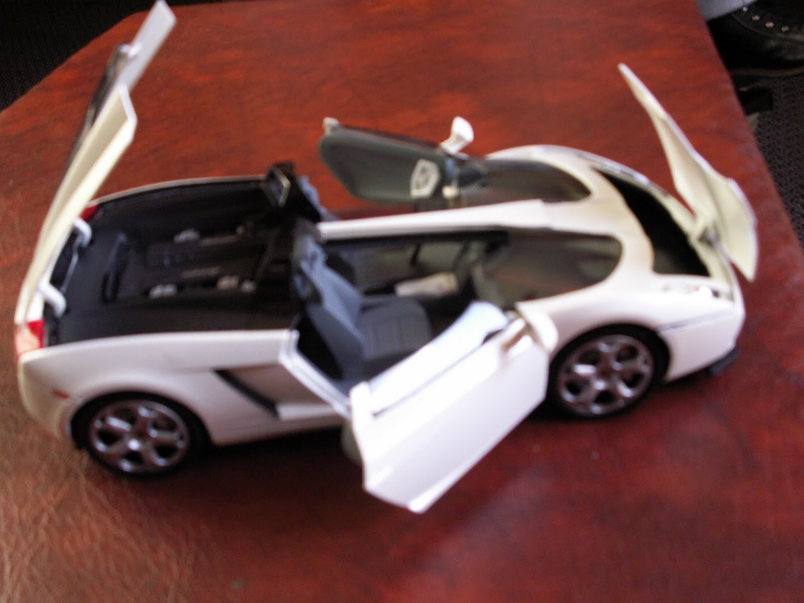 metal kit model cars
