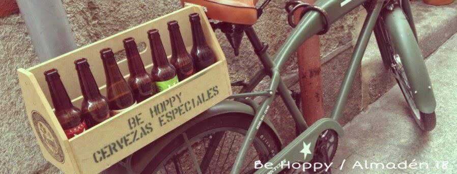 BE HOPPY !! La tienda gourmet de las cervezas artesanales.