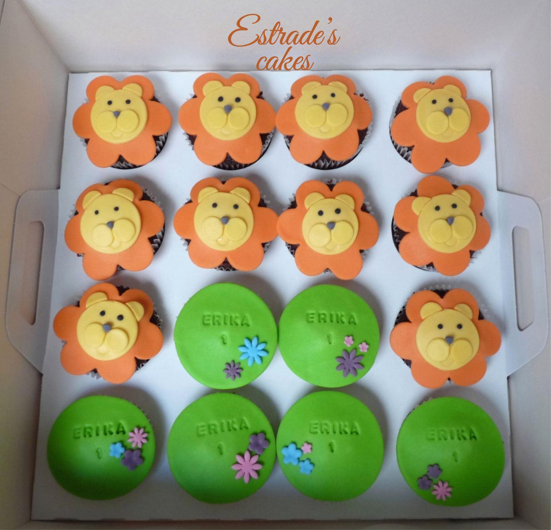 cupcakes de león - 4