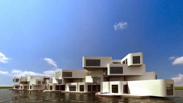 Los primeros pisos flotantes del mundo, Citadel