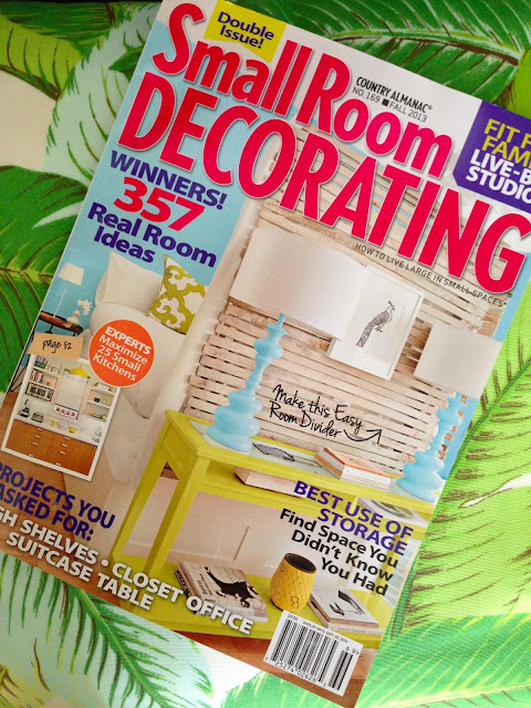 SMALL ROOM DECORATING MAGAZINE