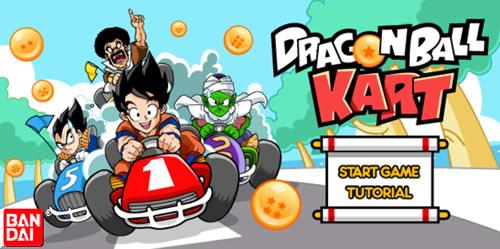 เกมส์รถแข่ง Dragonball kart